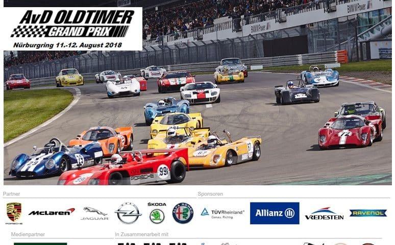 AVD Oldtimer-Grand-Prix 2018