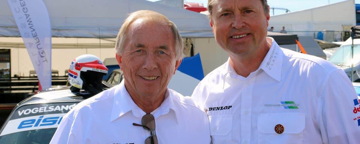 Ralph Bahr und Harald Grohs
